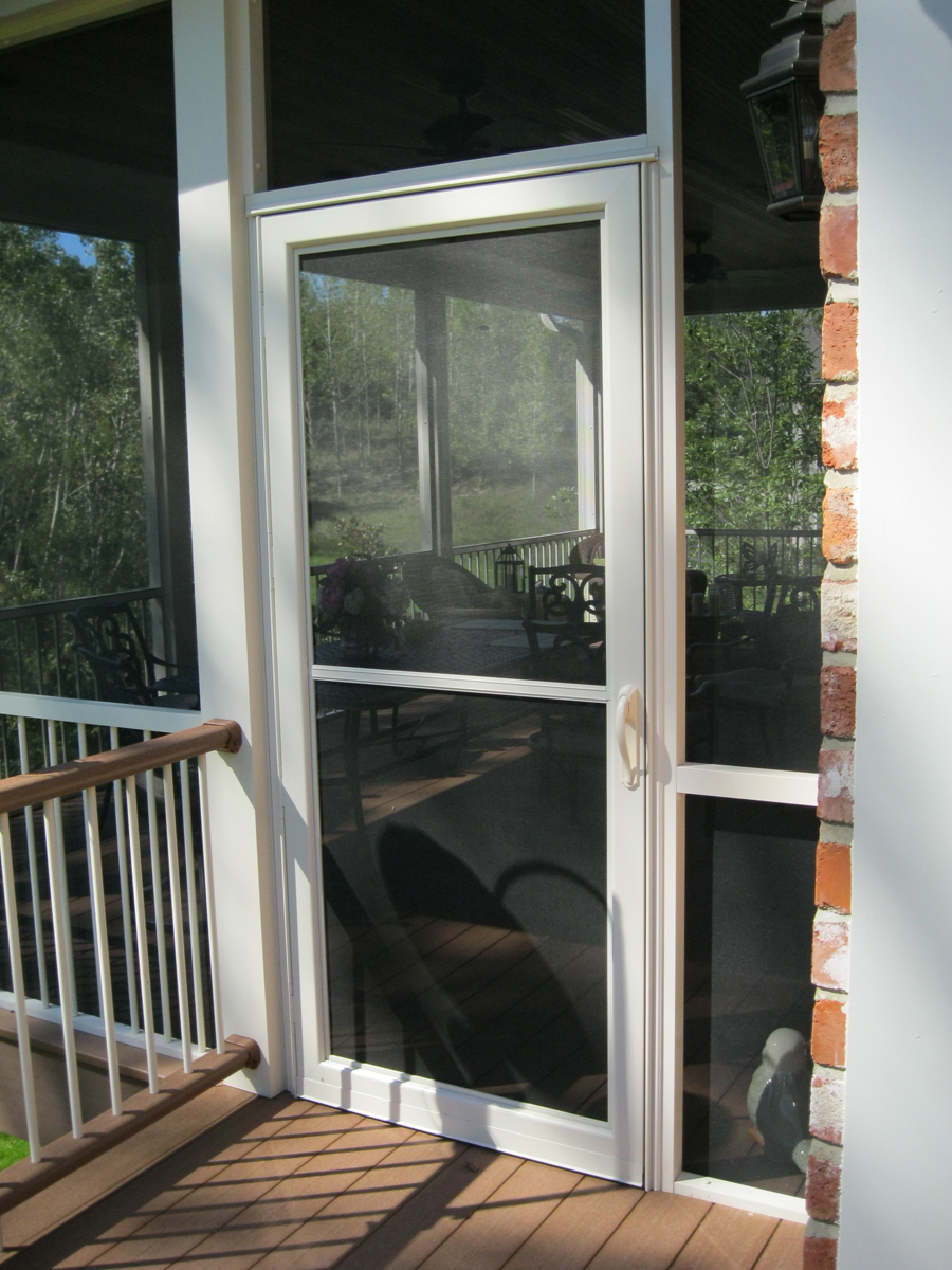 Retractable Screen Doors Windows Sliding Chesterfield