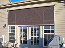 Retractable & Solar Screens - Walls, Doors, Windows, Chesterfield, St Louis
