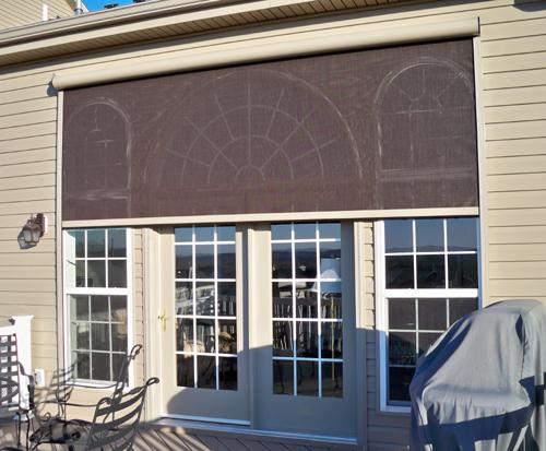 Retractable amp Solar Screen Walls