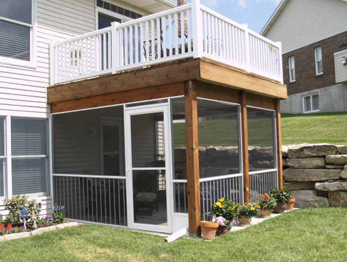 Screen Room Systems Photos Porches Patios