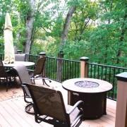 Geo Deck composite deck