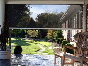 Retractable Screen Wall Systems Doors Windows