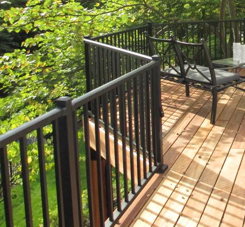 Decks Railing Amp Staircases Custom Design Chesterfield