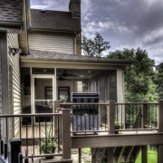 Town and Country Retractable Screen Room