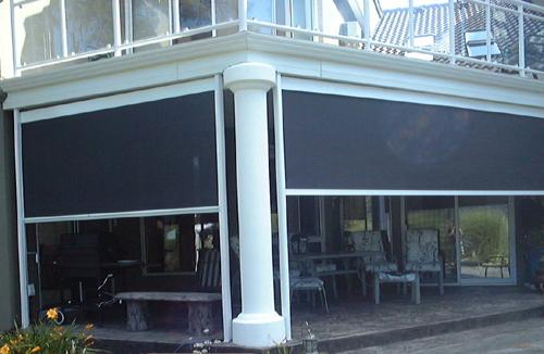 Retractable Amp Solar Screen Walls Doors Windows