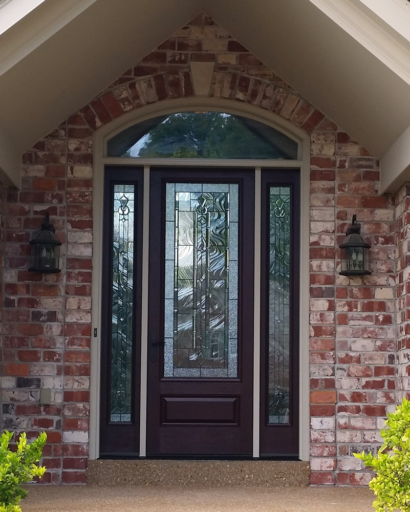 Entry doors - Front, Wood, French Doors, Chesterfield, St ...