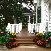 Gossen PVC deck entry