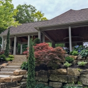 Custom home in st albans