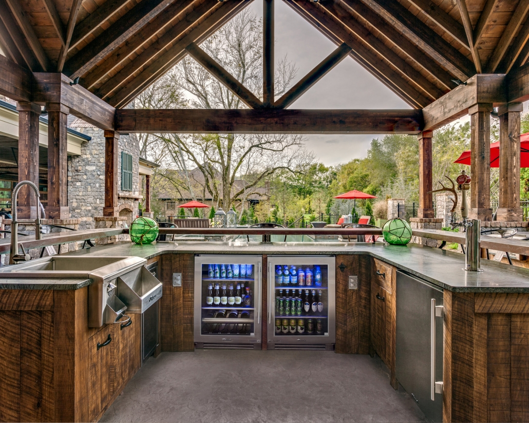 Outdoor Kitchen Products - True Fridges, Chesterfield, St ...