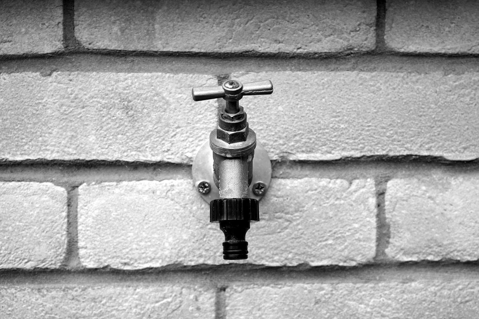 Turn off outdoor faucets to prevent ice build ups.