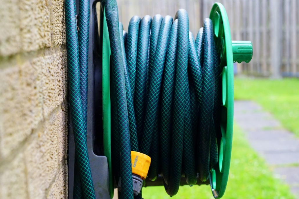 Unscrew your hoses from all outdoor spigots and store them indoors.