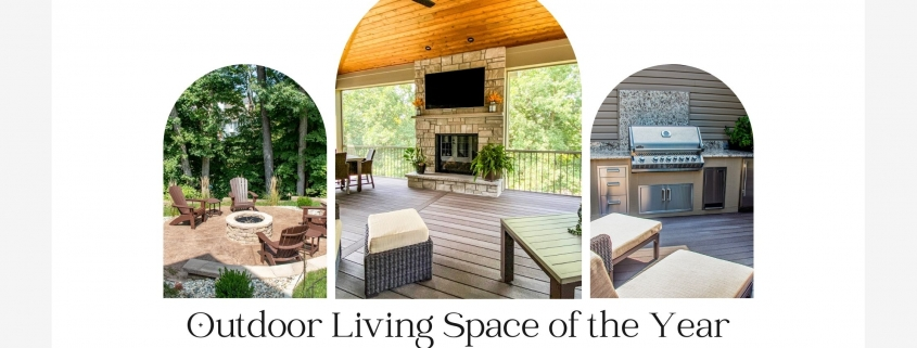Outdoor Living Space of the Year 2020
